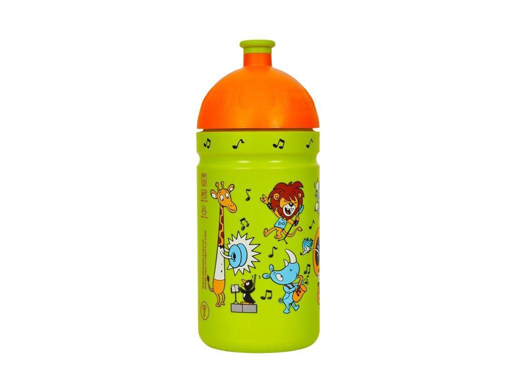 Zdravá lahev ZOO kapela 0,5 l