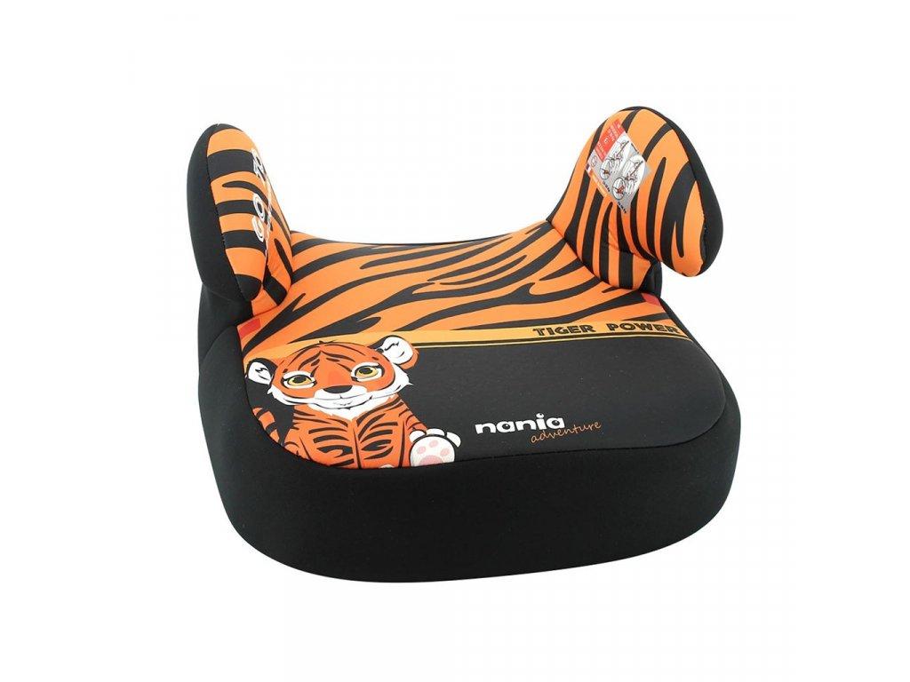 Podsedák do auta Nania Dream Tiger 2020, zvířátko, tygr
