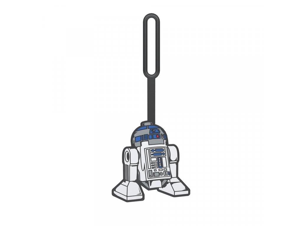 LEGO Star Wars Jmenovka na zavazadlo - R2D2