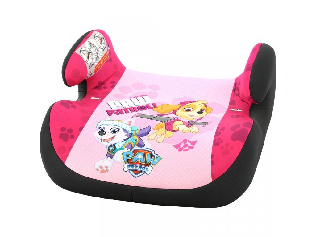 Podsedák Nania Topo Comfort Paw Patrol pink růžová