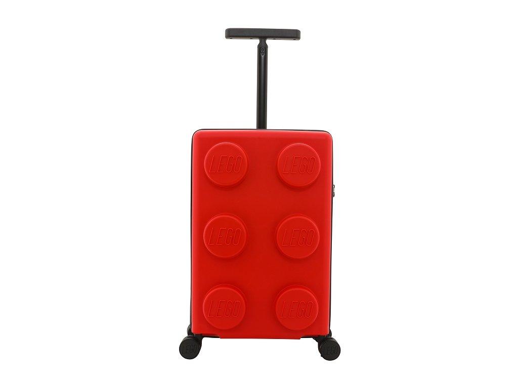 LEGO kufr Signature červený 56 cm