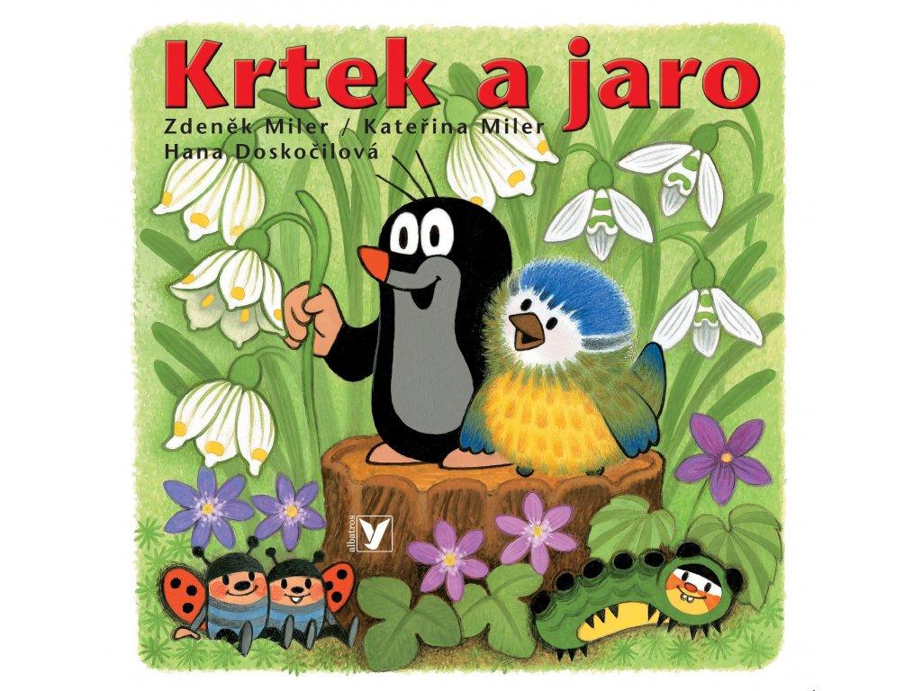 Leporelo - Krtek a jaro