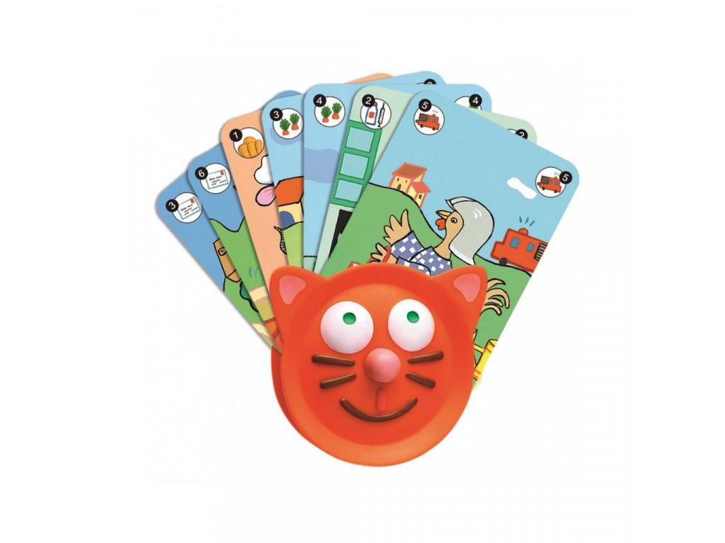 Držáček na karty pro děti