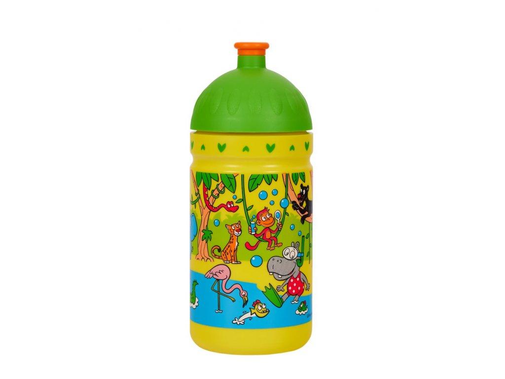 Zdravá lahev Džungle 0,5l dětská zvířatka
