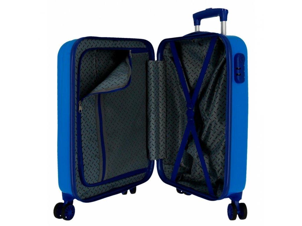 Cestovní kufr Marvel Avengers černý kabinový joummabags