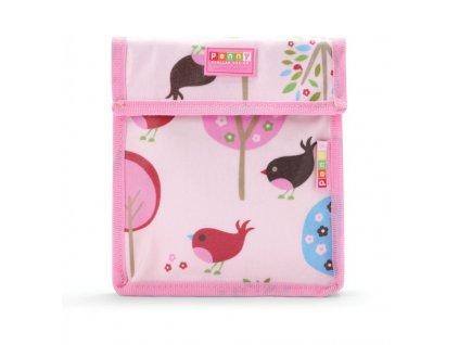 snack bag chirpy bird