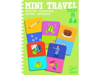 Mini Travel Teki - Kdo jsem?