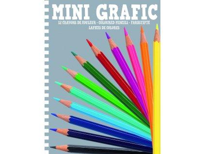 Mini grafic 12 pastelek