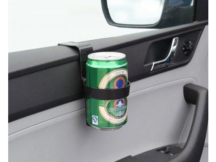 Držák nápojů do auta, 2ks