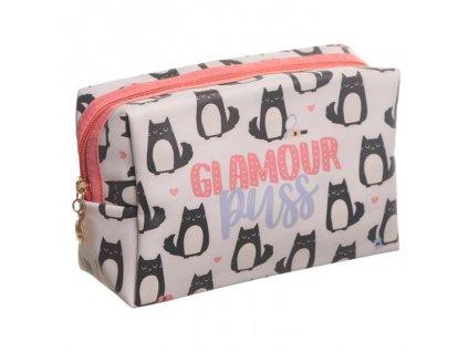 Kosmetická taška kočky 05