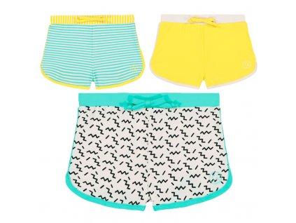 KiETLA plavky s UV ochranou – šortky 6 m, 63-69 cm.