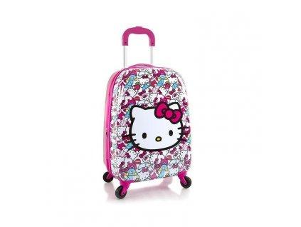 Dětský kufr HEYS HELLO KITTY holky 7 let