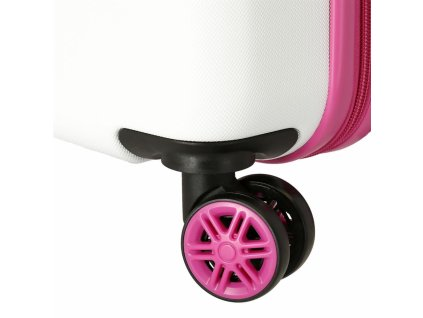 Movom Never Stop abs kufr dívčí, bílý 01