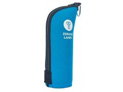 Zdravá lahev  termoobal 0,7 modrá