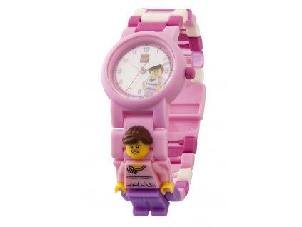 Dětské hodinky LEGO Classic Pink, růžové