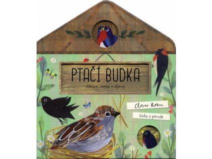 Ptačí budka kniha pro děti