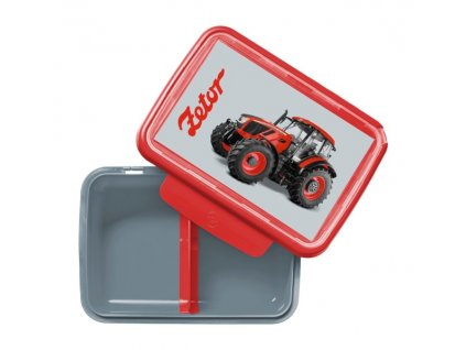 R&B zdravá sváča box ZETOR, Box na svačintu traktor