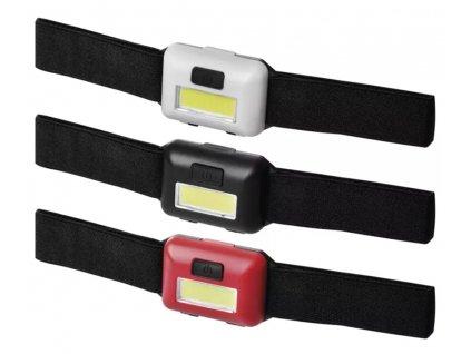 EMOS COB LED čelovka P3538