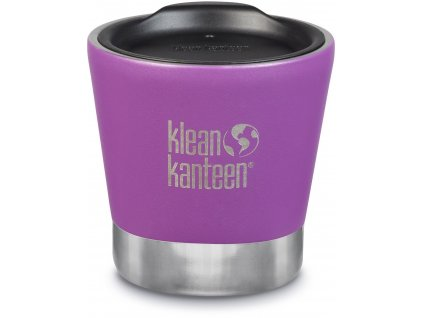 Nerezový termohrnek Klean Kanteen Insulated Tumbler - berry bright matte 237 ml fialový