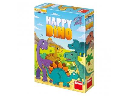 HAPPY DINO společenská hra dino