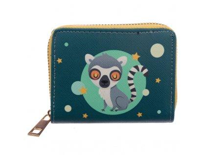 Dětská peněženka Lemur