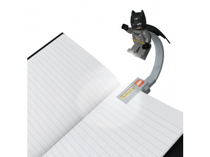 Lampička na čtení LEGO DC Batman pro děti