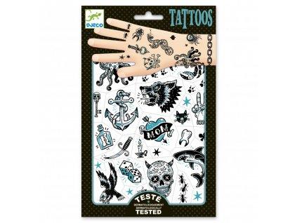Tetovačky Temný svět