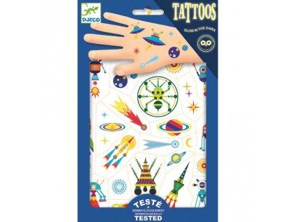 Tetovačky Veselý vesmír