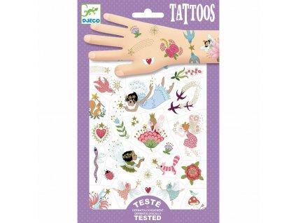 Tetovačky Víly a přátelé