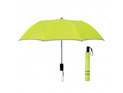 Reflexní deštník žlutý altima