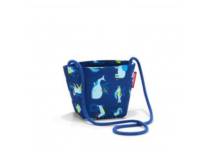 reisenthel minibag kids abc friends blue
