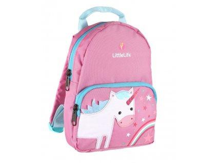 Dětský batůžek LittleLife - UNICORN růžový jednorožec