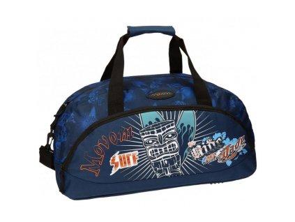 Cestovní taška Movom Blue sportovní pro kluky