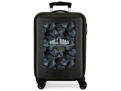 Cestovní kufr ABS Roll Road Team 55 cm 01
