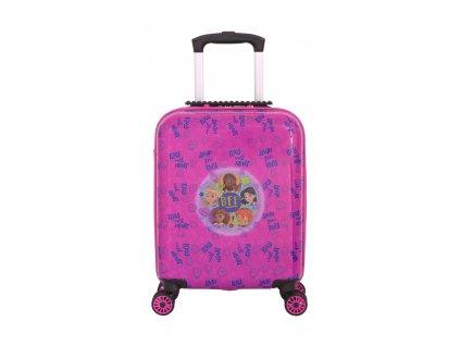 LEGO Friends cestovní kufr PLAY DATE  30 l růžový, fialová