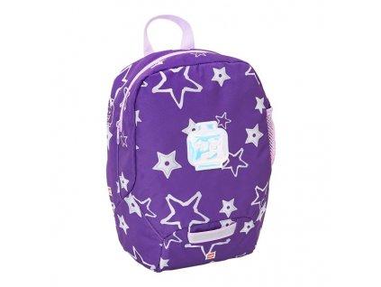 LEGO Stars batoh pro děti fialový