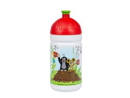 Zdravá lahev Krtek a jahody 0,5l