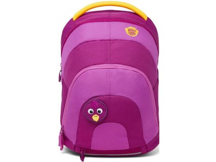 Dětský batoh Affenzahn Daydreamer fialový ptáček