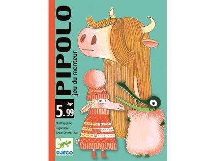 DJECO Karetní hra Pipolo 01
