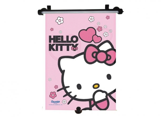 roletka do auta Hello kitty