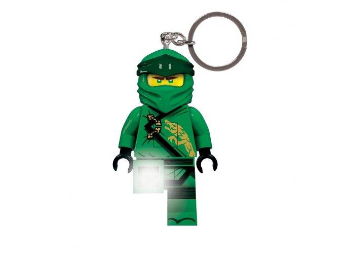 LEGO Ninjago Legacy Lloyd svítící figurka, přívěsek na klíče, Ninjago