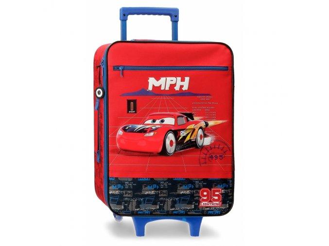 Dětský kufr Cars Rocket Racing