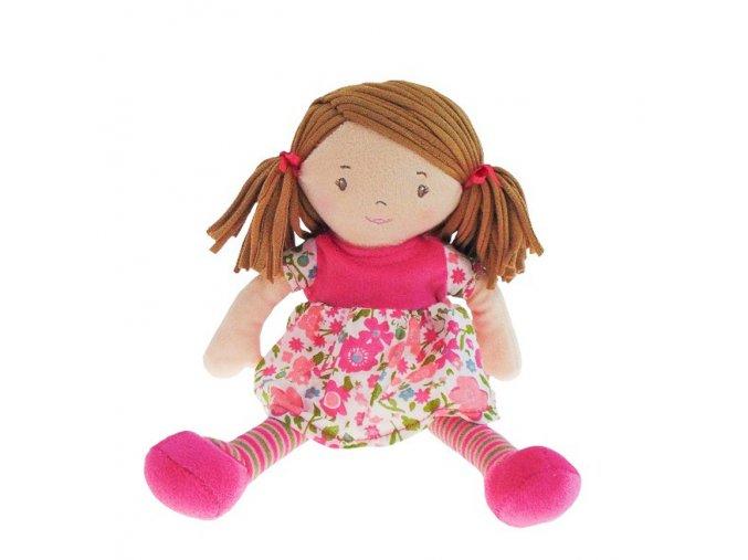 Latkova babika 25cm Fran ruzova