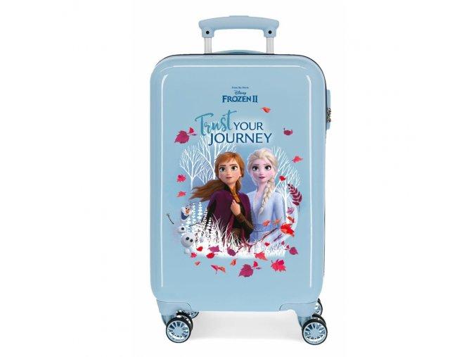 Cestovní kufr Frozen Trust 55 cm 01