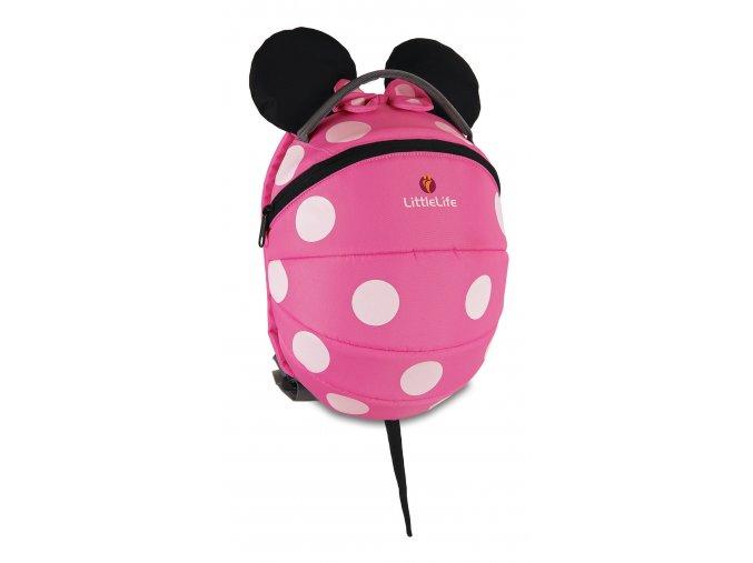 L12440 disney kids backpack pink minnie 1