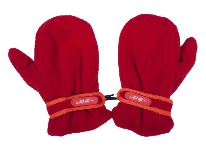 Dětské zimní fleecové rukavičky