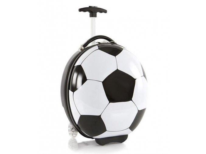 Dětský kufr HEYS fotbalový míč