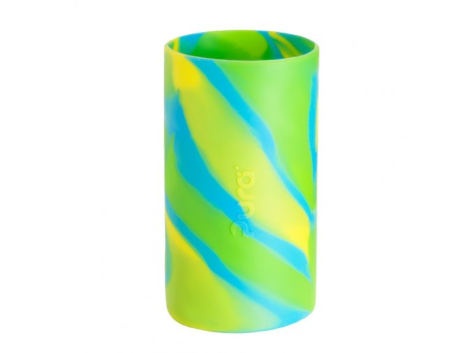 Pura silikonovy navlek zelena aqua