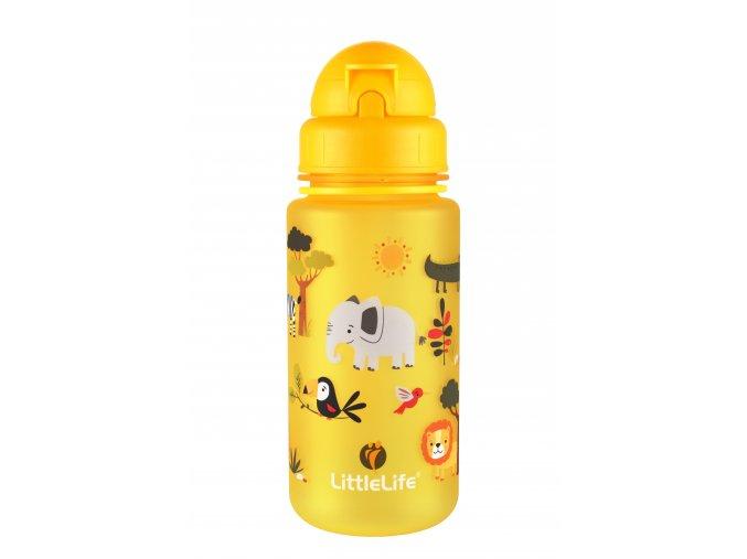 LittleLife láhev s brčkem