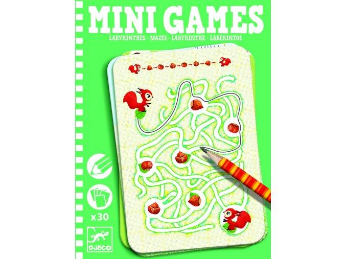 Mini hra - Bludiště